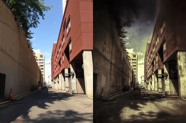 Alley - Randy Brososky