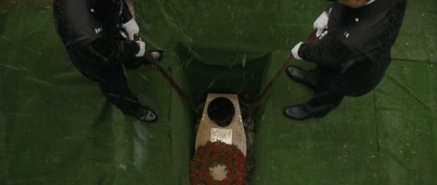 Blitz Coffin Lowering