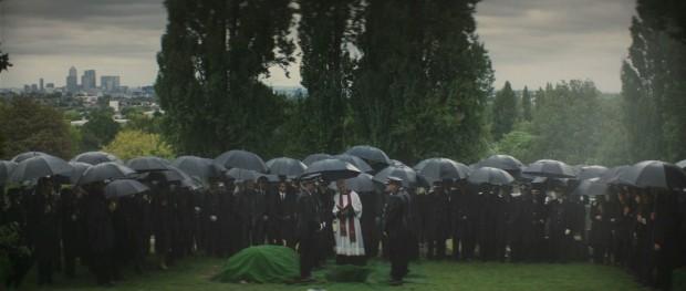 Blitz Funeral